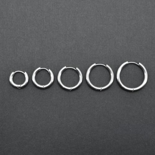 Серьга-кликер 2,5 мм. SK0599 купить в интернет-магазине Пирсингмаркет